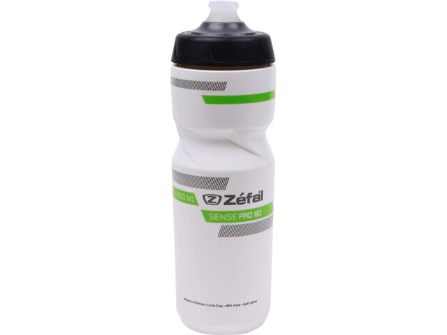 Zefal Sense Pro Drikkeflaske 800ml, white